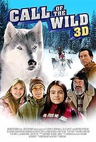 Christopher Lloyd, Wes Studi, Ariel Gade, Aimee Teegarden, and Devon Graye in Call of the Wild (2009)