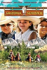 Arizona Summer Poster