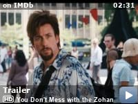 You Don T Mess With The Zohan Sex