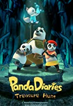 Panda Diaries: Treasure Hunt