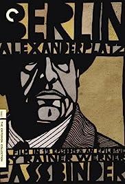 Berlin Alexanderplatz Poster - TV Show Forum, Cast, Reviews