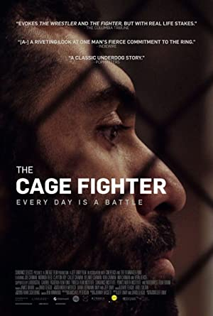 Movie The Cage Fighter (2017)