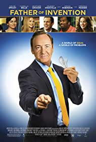 Kevin Spacey in Father of Invention (2010)
