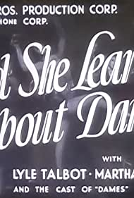 And She Learned About Dames (1934)