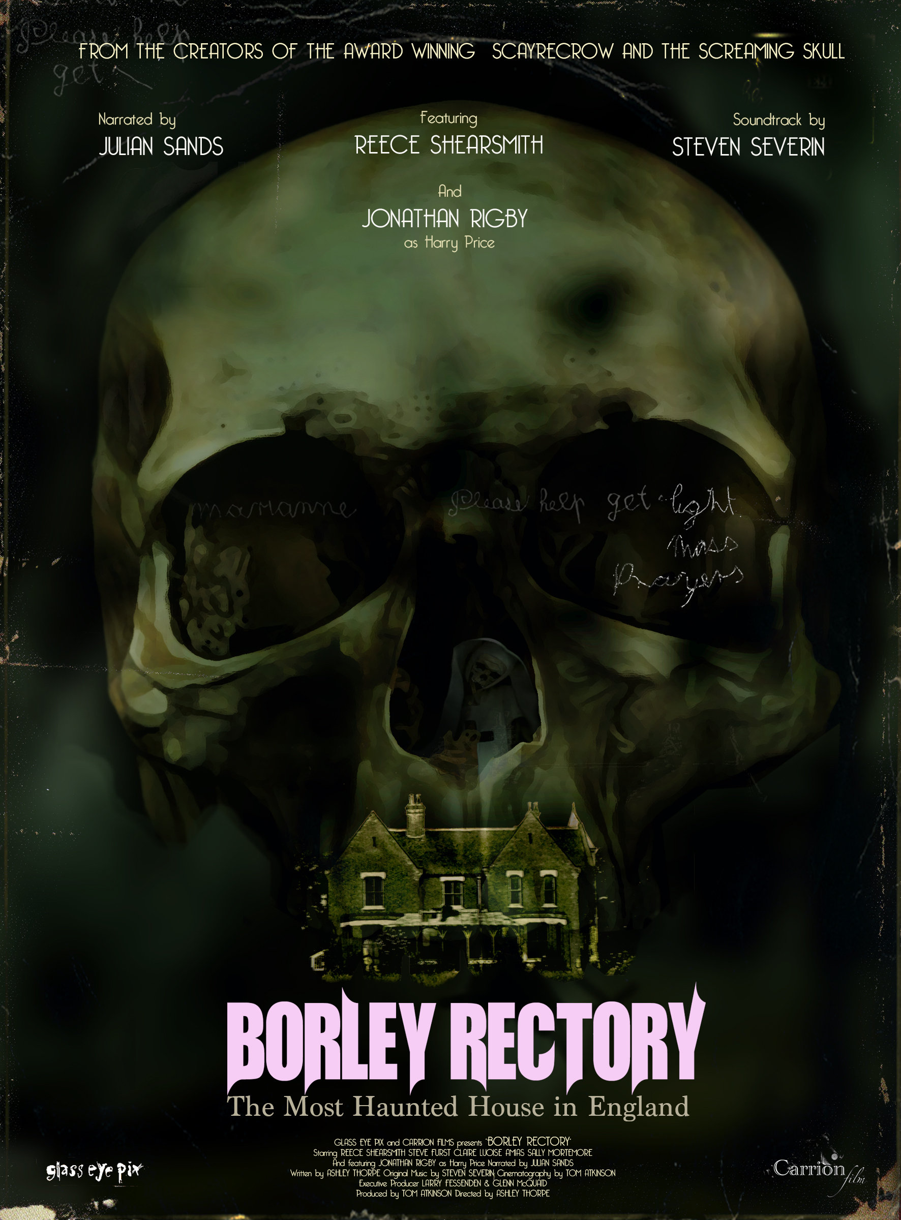 borley rectory film