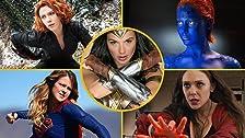9 to Know: Kickass Women Superheroes