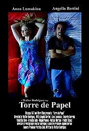 Torre de papel Poster