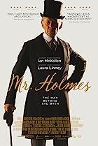 Mr. Holmes (2015) Poster