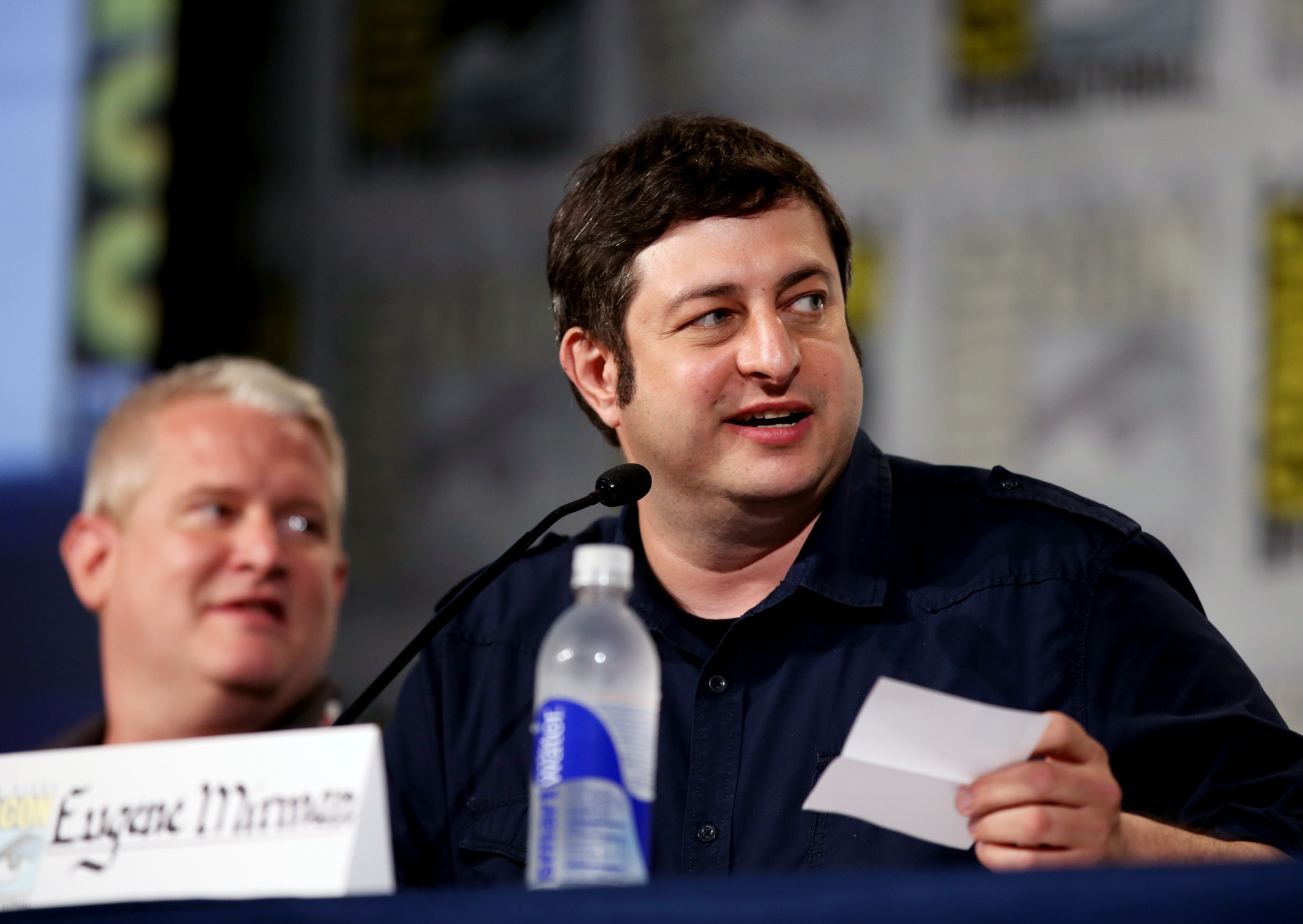 Eugene Mirman at an event for Archer (2009)