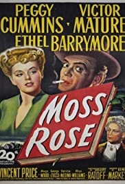 Moss Rose Poster