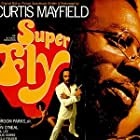 Curtis Mayfield and Ron O'Neal in Super Fly (1972)