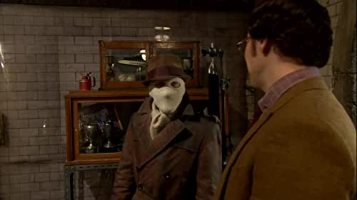 Watchmen: Rorschach's Mask Featurette