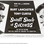 Burt Lancaster and Tony Curtis in Sweet Smell of Success (1957)