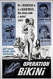 Operation Bikini(1963) Poster - Movie Forum, Cast, Reviews