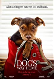 A Dog's Way Home (2019) film en francais gratuit