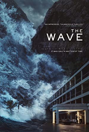 The Wave (Bølgen) Poster