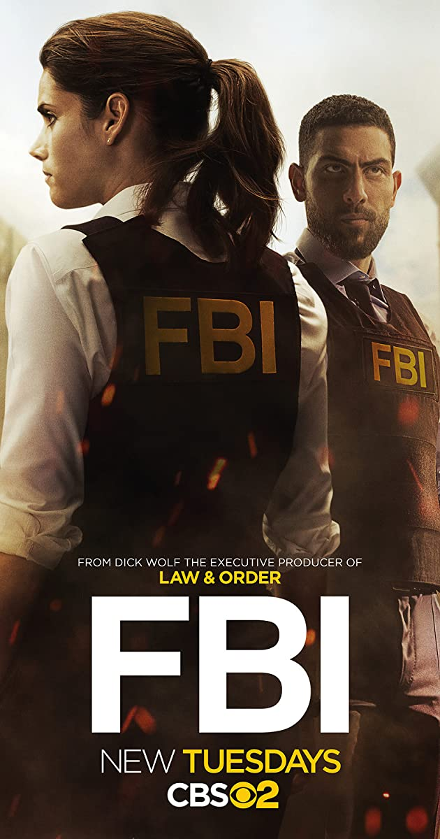 Download FBI or watch streaming online complete episodes of  Season 2 in HD 720p 1080p using torrent
