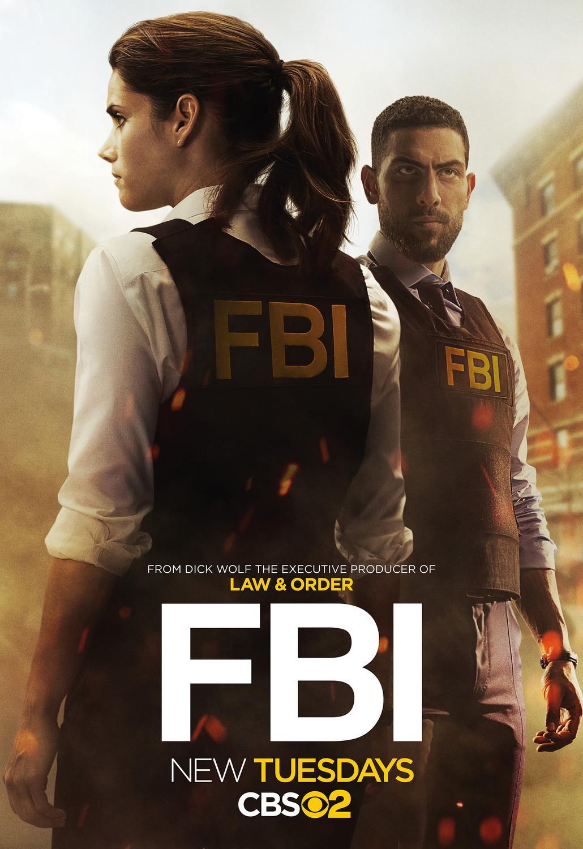 FBI Season 2 WEBRip 480p, 720p & 1080p