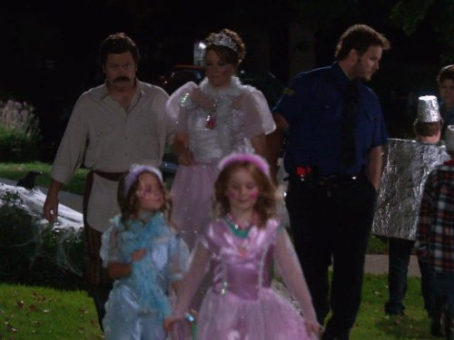 Parks and Recreation: Halloween Surprise   Season 5   Episode 5
