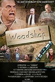 Jesse Ventura, Don S. Davis, and Mitch Pileggi in Woodshop (2010)
