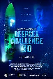Deepsea Challenge 3D Poster