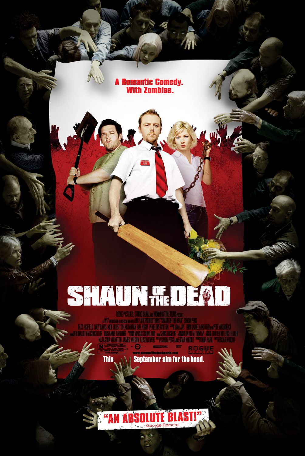 Image result for shaun of the dead movie poster