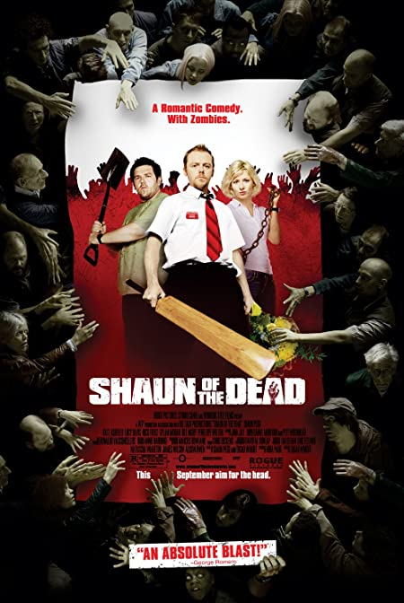 [R] Shaun of the Dead (2004) Dual Audio Blu-Ray - 480P | 720P - x264 - 300MB | 950MB - Download & Watch Online  Movie Poster - mlsbd