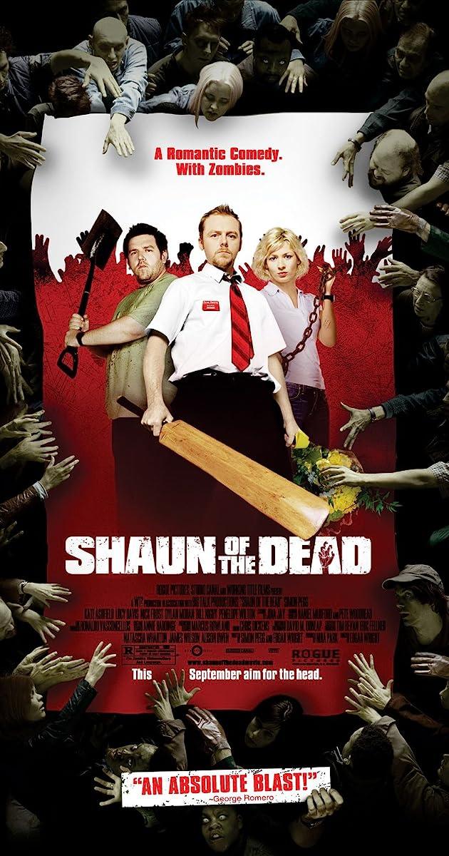 Watch Full HD Movie Shaun of the Dead (2004)