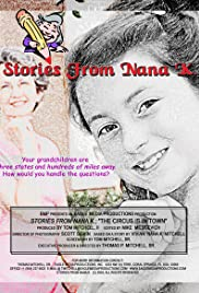 Stories from Nana K.; The Circus Is in Town Poster