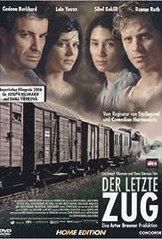 Der letzte Zug Poster