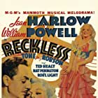Jean Harlow and William Powell in Reckless (1935)