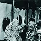Charles Chaplin and Henry Bergman in The Circus (1928)