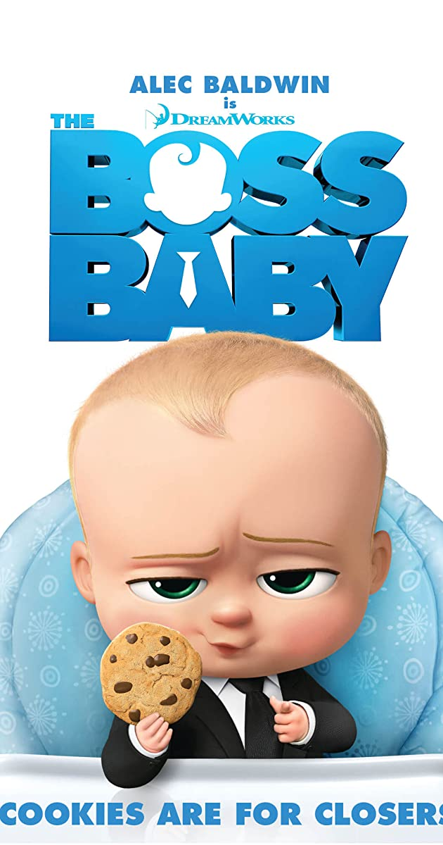 Free Download The Boss Baby Full Movie