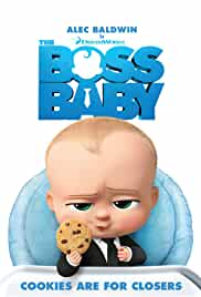 The Boss Baby (2017) Hindi Dubbed