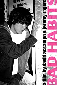 Bad Habits promotional postcard / poster image.