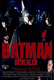 Batman Revealed Poster