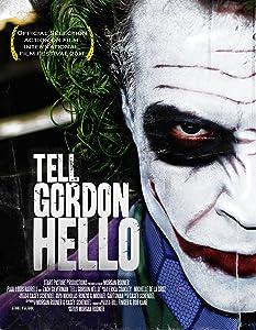 HD movies 3gp free download Tell Gordon Hello [BRRip]