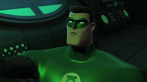 """Green Lantern: The Animated Series: """"Scarred"""""""