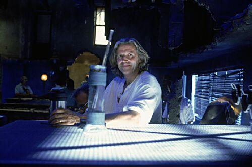 Director Roger Christian