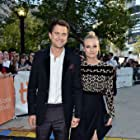 Joshua Jackson and Diane Kruger at an event for Inescapable (2012)