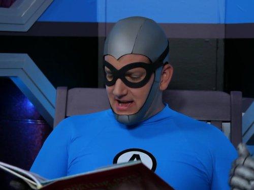 James Briggs in The Aquabats! Super Show! (2012)