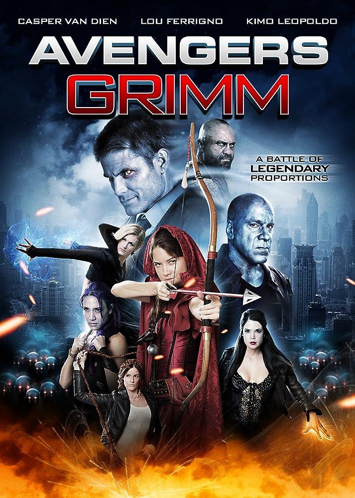 Avengers Grimm (2015) Hindi Dubbed