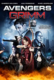 Avengers Grimm (2015) Poster - Movie Forum, Cast, Reviews