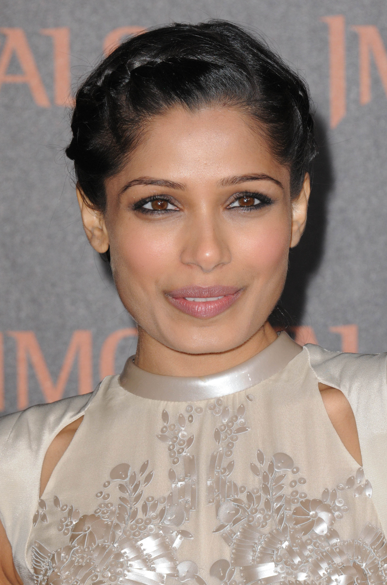 Freida Pinto Nude Photos 40