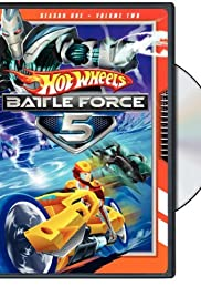 Hot Wheels: Battle Force 5 Poster - TV Show Forum, Cast, Reviews