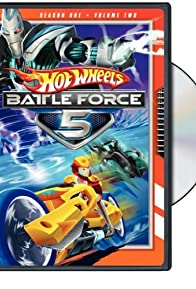 Primary photo for Hot Wheels: Battle Force 5
