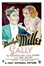 Sally (1929) Poster