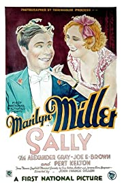 Sally (1929) Poster - Movie Forum, Cast, Reviews