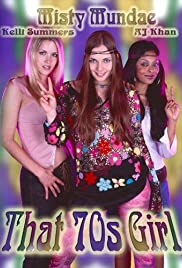 That 70s Girl Poster