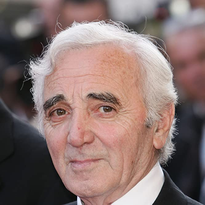 Charles Aznavour at an event for Peindre ou faire l'amour (2005)